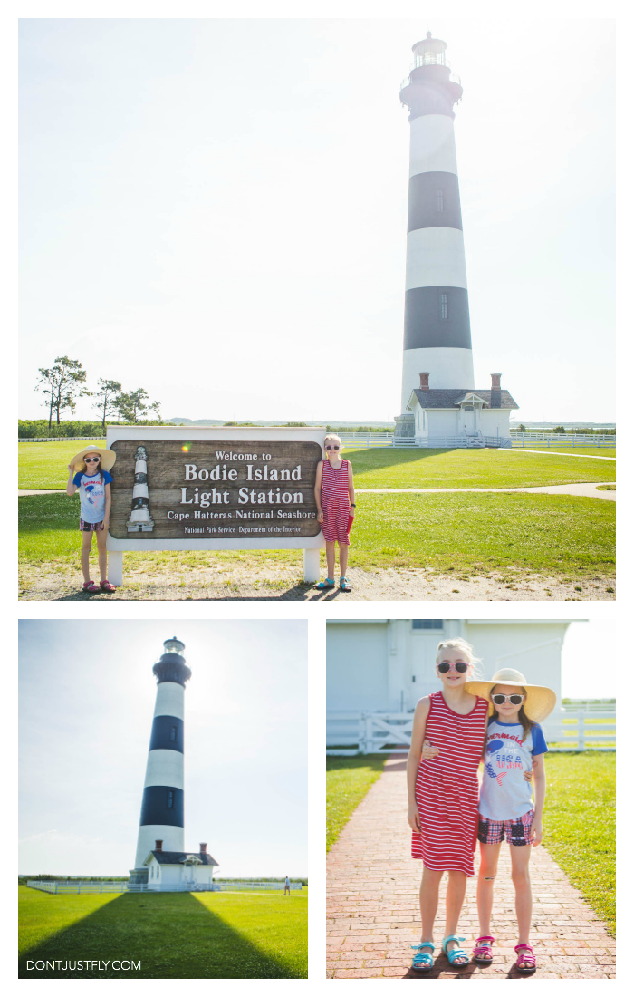 NC Lighthouses project for 4th graders: Bring history to life for your kids this summer.