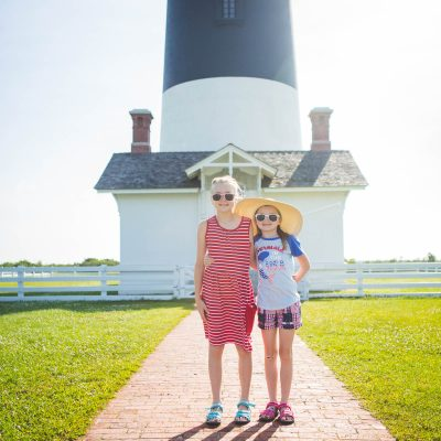 How to plan a fun family visit to the NC lighthouses