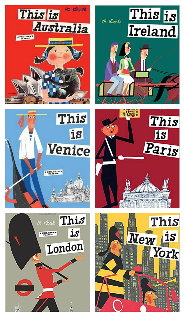 "The ""This Is . . ."" series: wonderful travel books for kids"
