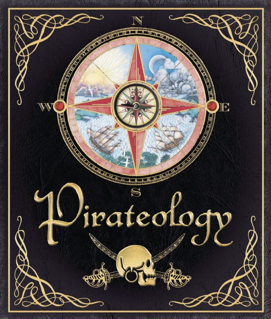 The graphic for Pirateology book